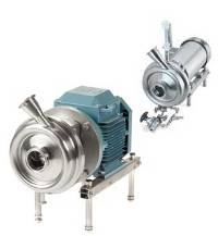 LKH UltraPure centrifugal pumps