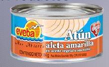 Atún Aleta Amarilla
