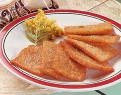 Hojuelas de Platano Frito
