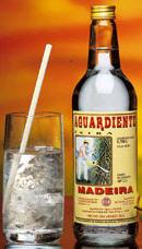 Aguardiente Madeira