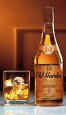 Whisky Old Garden