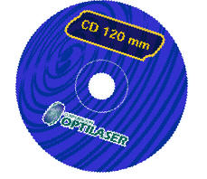 Disco 120mm