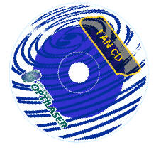 Disco fan CD