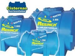 Supertanque Cisterna Horizontal