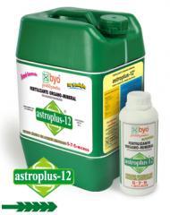 Humus liquido de lombriz mejorado Astroplus-12