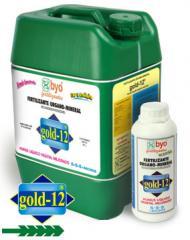 Humus liquido vegetal mejorado Gold-12