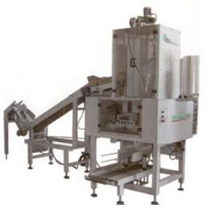Maquina enfardadora robotica para el arroz