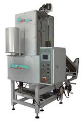 Maquina enfardadora robotica de azúcar