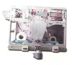 Sistema de cambio de bobina automático