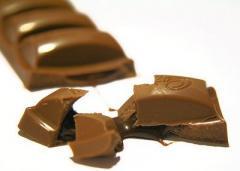 Chocolate con leche, Caoba