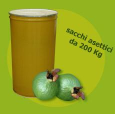 Pulpa, Jugo de Guava