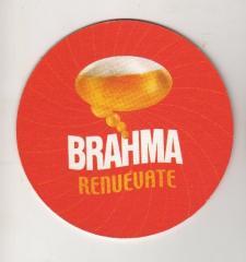 Las bebidas carbonatadas, Brahma Malta