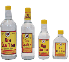 Gin Ginebra Old Tom