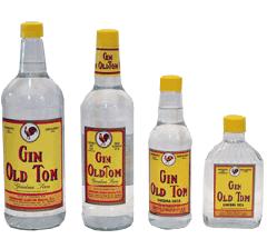 Gin Ginebra Old Tom