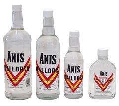 Vodka Anis Mallorca
