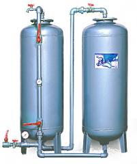 Water filter 1000 duplex a/c