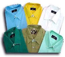 Camisas en tela Popelina o Permalina