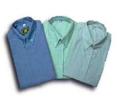 Camisas en Oxford