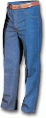 Pantalón en Jean Prelavado o Enzimático para