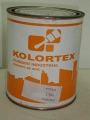 Pinturas, Fondo cromato de zinc Kolortex en 1/4