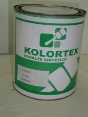 Esmalte sintetico k-1005 sec. Rap. Blanco en 1/4