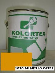Esmalte sintetico k-1020 sec. Rap. Amarillo