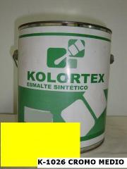 Esmalte sintetico k-1026 sec. Rap. Cromo medio en