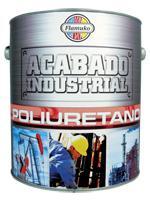 Esmalte poliuretano industrial