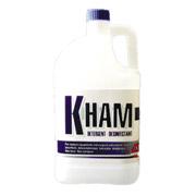 Desinfectantes en los hospitales,Kham