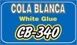 Adhesivos sintético, Cola blanca  CB-340 (especial