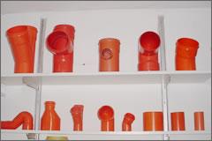 Tubos y accesorios de plástico