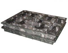 Productos de plástico para la industria