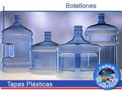 Botellas de PET
