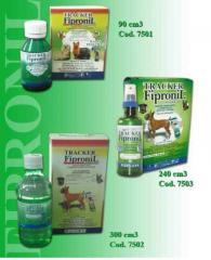 Medios de veterinaria, antiparasitario Tracker Fipronil