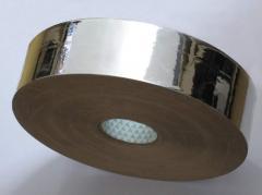 Película de polietileno metalizada