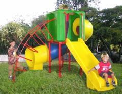 Equipos para parques infantiles