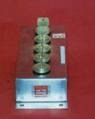 Dispositivo de corriente residual, Caja de