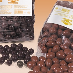 Chocolate, productos al granel