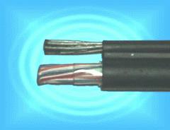 Cable autosoportado