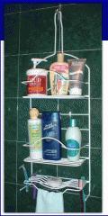 Organizador grande de lujo para ducha