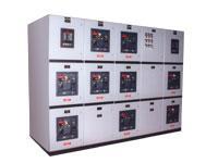 Centro de distribucion de potencia en baja tension