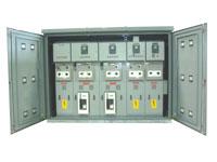 Centro de distribución de potencia en media tensión (Cdp)