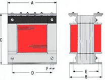 Transformador, TCM15000