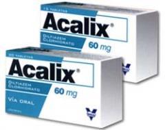 Medicamentos cardiovasculares, Acalix