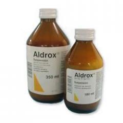 Fármacos que afectan el sistema digestivo, Aldrox