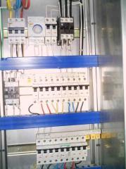 Tableros de distribución eléctrico
