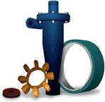 Los productos hechos de materiales resistentes al