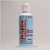 El cabello de gel, Silicona Antihumedad