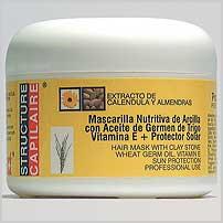 Mascarilla Nutritiva de Arcilla