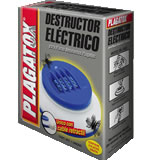 Destructor Eléctrico Plagatox